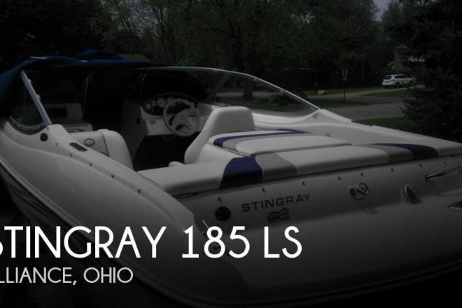 2011 Stingray 185 LS - For Sale at Alliance, OH 44601 - ID 65926