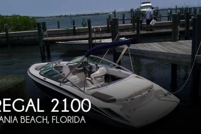 2011 Regal 2100 - For Sale at Dania Beach, FL 33004 - ID 65570