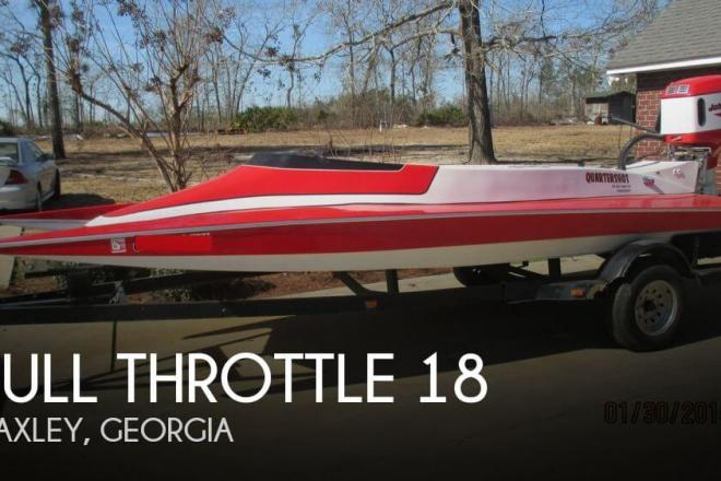 1999 Full Throttle 18 - For Sale at Baxley, GA 31513 - ID 65299