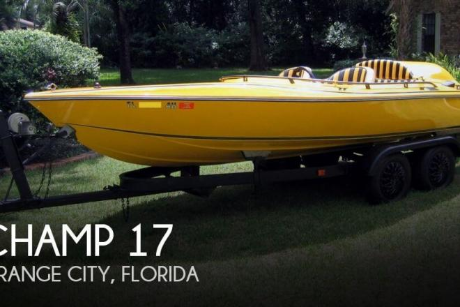 1968 Champ 17 - For Sale at Orange City, FL 32763 - ID 69451