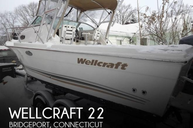 2002 Wellcraft 22 - For Sale at Bridgeport, CT 6601 - ID 65628