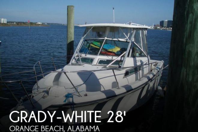 1989 Grady White 280 Marlin - For Sale at Orange Beach, AL 36561 - ID 65081