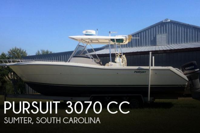 2001 Pursuit 3070 CC - For Sale at Sumter, SC 29150 - ID 66338