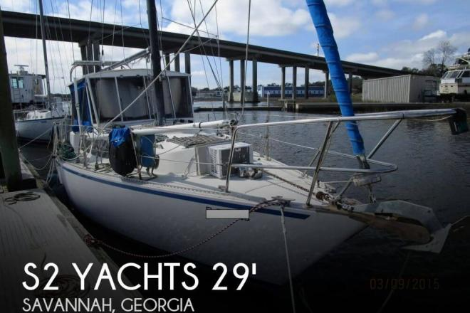 1978 S2 Yachts 9.2 Meter C - For Sale at Savannah, GA 31401 - ID 66377