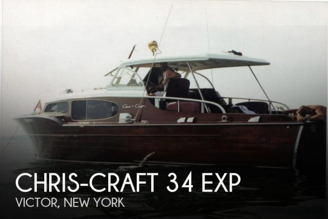 1949 Chris Craft 34 Exp - For Sale at Victor, NY 14564 - ID 65085