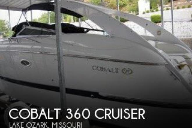 2002 Cobalt 360 Cruiser - For Sale at Lake Ozark, MO 65049 - ID 65288