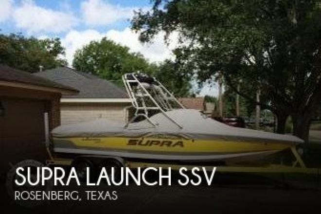 2004 Supra Launch SSV - For Sale at Rosenberg, TX 77471 - ID 64840