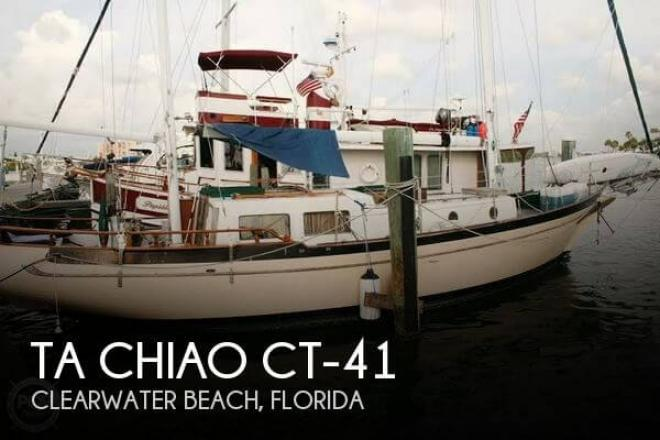 1973 Ta Chiao CT-41 - For Sale at Clearwater Beach, FL 33767 - ID 98727