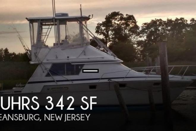 1985 Luhrs 342 SF - For Sale at Keansburg, NJ 7734 - ID 64698