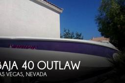 2001 Baja 40 Outlaw