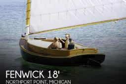 2006 Fenwick Williams 18 Custom Build