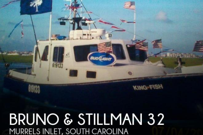 1979 Bruno & Stillman 32 - For Sale at Pawleys Island, SC 29585 - ID 64767