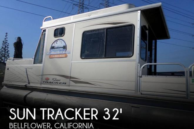 2005 Sun Tracker 32 Party Cruiser - For Sale at Bellflower, CA 90706 - ID 65027
