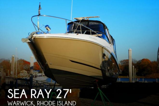 2009 Sea Ray Sundancer 270 - For Sale at Warwick, RI 2886 - ID 63886