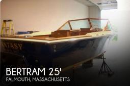 1972 Bertram 25 Sportfisherman