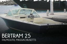 1967 Bertram 25