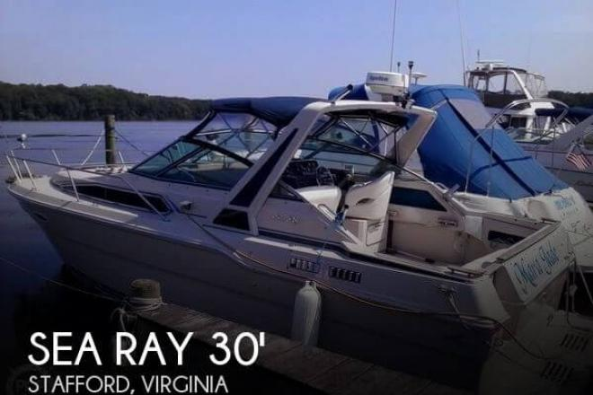 1988 Sea Ray 300 Weekender - For Sale at Stafford, VA 22554 - ID 62733