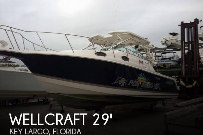 2006 Wellcraft 290 Coastal - For Sale at Key Largo, FL 33037 - ID 61537