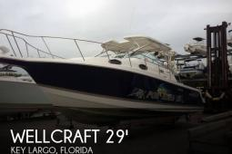 2006 Wellcraft 290 Coastal