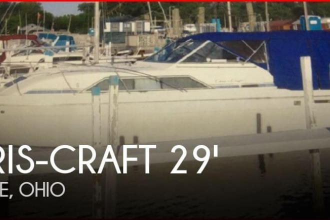 1986 Chris Craft 294 Catalina - For Sale at Curtice, OH 43412 - ID 61854