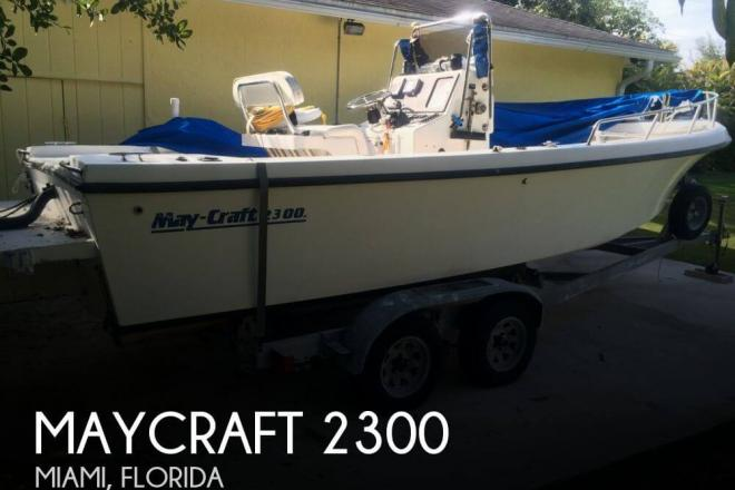 1998 Maycraft 2300 - For Sale at Miami, FL 33177 - ID 64576