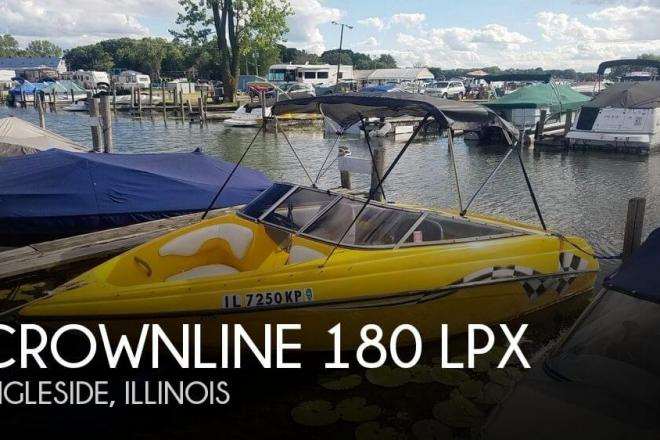 2004 Crownline 180 LPX - For Sale at Fox Lake, IL 60020 - ID 61141