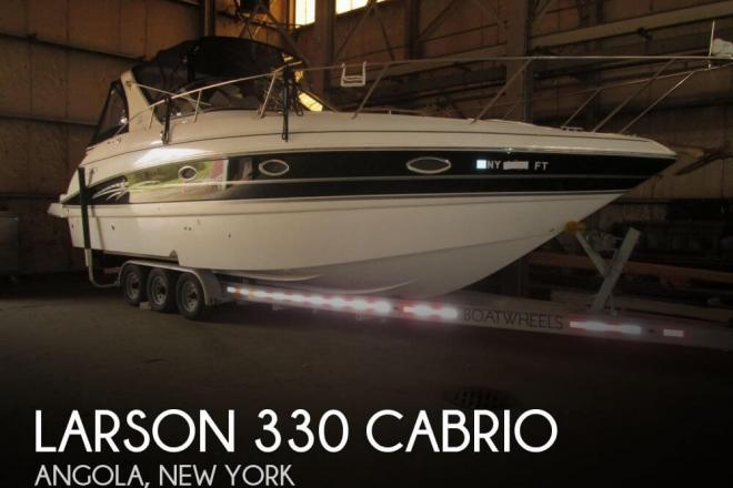 2008 Larson 330 Cabrio - For Sale at Angola, NY 14006 - ID 60793