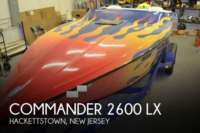 1999 Commander 2600 LX - For Sale at Hackettstown, NJ 7840 - ID 61463