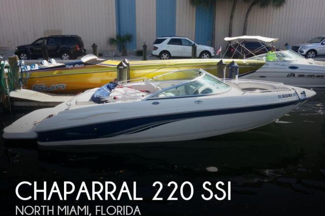 2004 Chaparral 220 Ssi - For Sale at North Miami, FL 33181 - ID 61231