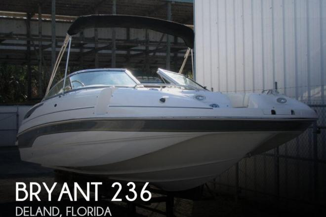 2007 Bryant 236 - For Sale at Port Orange, FL 32123 - ID 64656