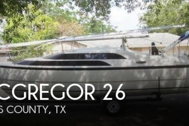 2006 Macgregor 26 - For Sale at Corpus Christi, TX 78401 - ID 76737