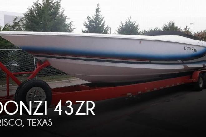 2007 Donzi 43ZR - For Sale at Frisco, TX 75033 - ID 60154