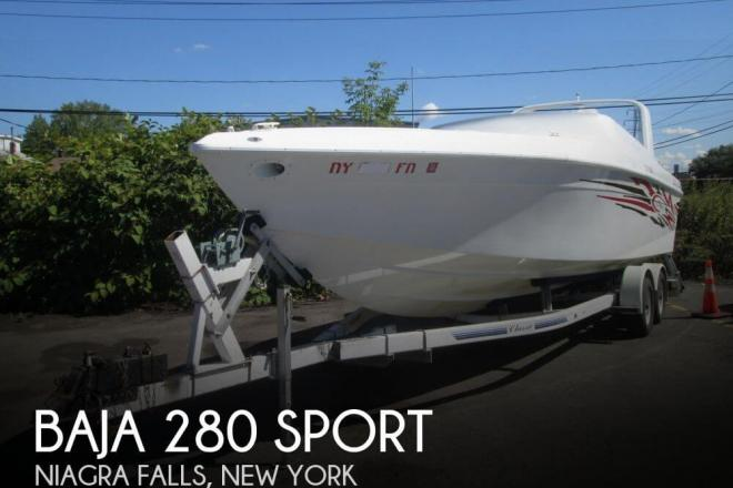 1989 Baja 280 Sport - For Sale at Niagara Falls, NY 14302 - ID 59734