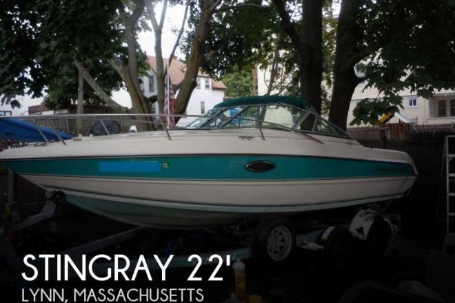 1996 Stingray 210 CS Camper Sedan - For Sale at Lynn, MA 1901 - ID 60045