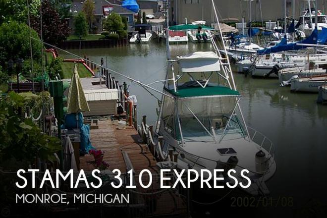 1996 Stamas 310 Express - For Sale at Monroe, MI 48161 - ID 59268