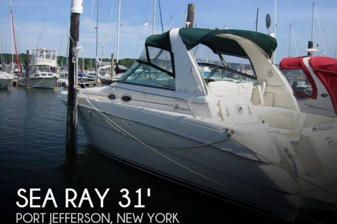 2000 Sea Ray 310 Sundancer - For Sale at Port Jefferson Station, NY 11776 - ID 99089