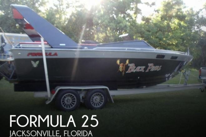 1985 Formula 25 - For Sale at Jacksonville, FL 32201 - ID 64492
