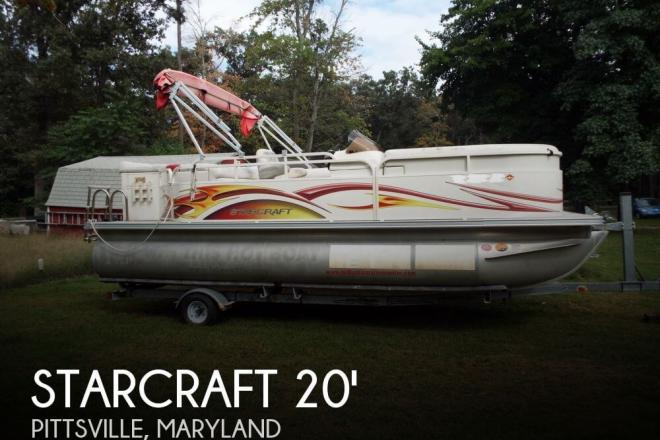 2008 Starcraft 206 Limited - For Sale at Pittsville, MD 21850 - ID 60247