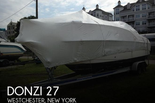 1996 Donzi 27 - For Sale at Peekskill, NY 10566 - ID 57991