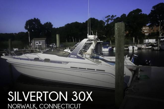 1988 Silverton 30X - For Sale at Norwalk, CT 6850 - ID 57947
