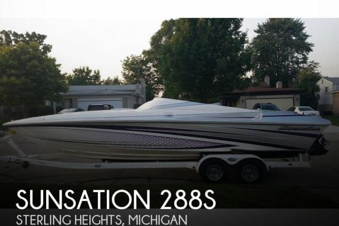 2013 Sunsation 288S - For Sale at Sterling Heights, MI 48310 - ID 59133