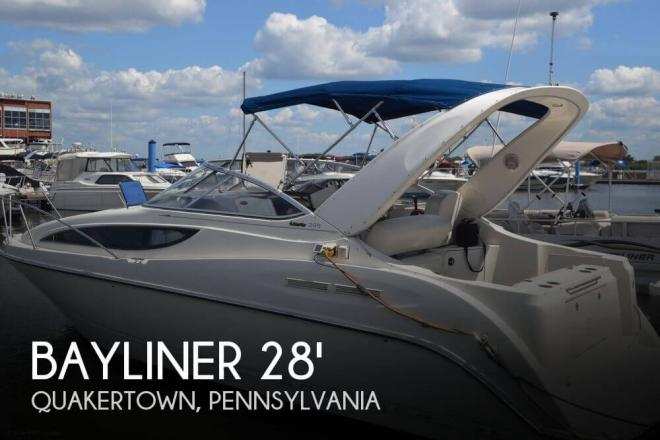 2005 Bayliner 285 Ciera Sunbridge - For Sale at Quakertown, PA 18951 - ID 58158