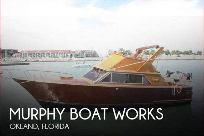 1990 Murphy 26 Concord - For Sale at Oakland, FL 34760 - ID 57647