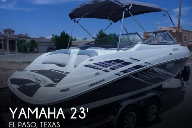 2008 Yamaha 230 SX High Output - For Sale at El Paso, TX 88510 - ID 56494