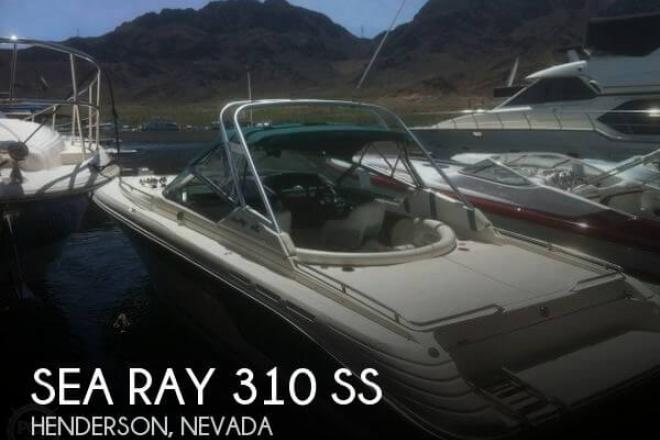 1992 Sea Ray 310 SS - For Sale at Henderson, NV 89002 - ID 61205