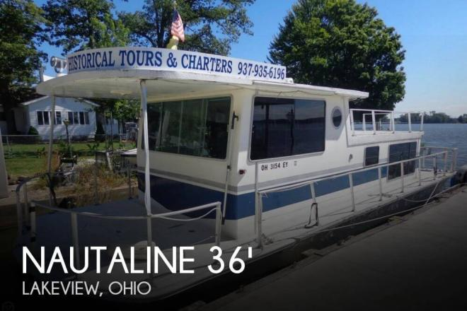 1977 Nautaline 36 Silver Queen - For Sale at Lakeview, OH 43331 - ID 59605