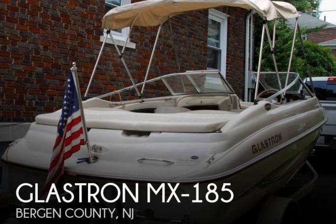 2005 Glastron MX-185 - For Sale at Cliffside Park, NJ 7010 - ID 56200