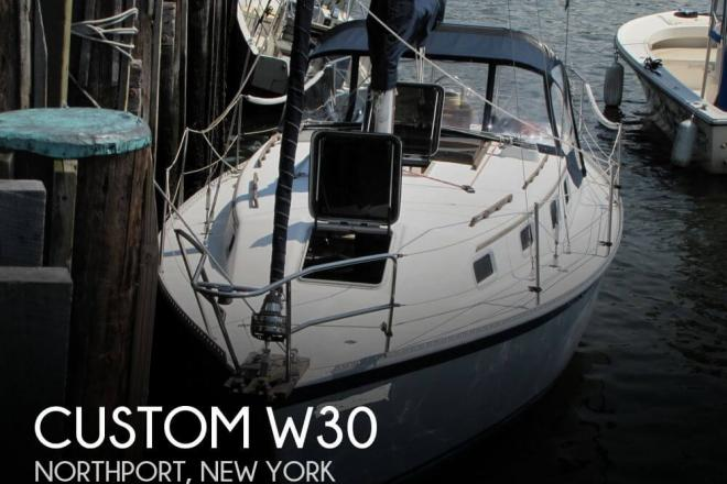 1988 Watkins Sea Wolf 30 - For Sale at Northport, NY 11768 - ID 55764