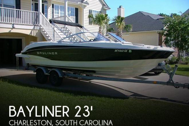 2011 Bayliner 235 Bowrider - For Sale at Charleston, SC 29401 - ID 55662