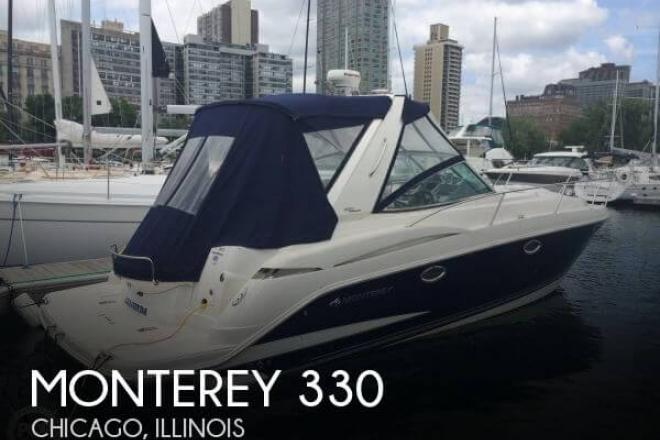 2007 Monterey 330 - For Sale at Chicago, IL 60687 - ID 55454